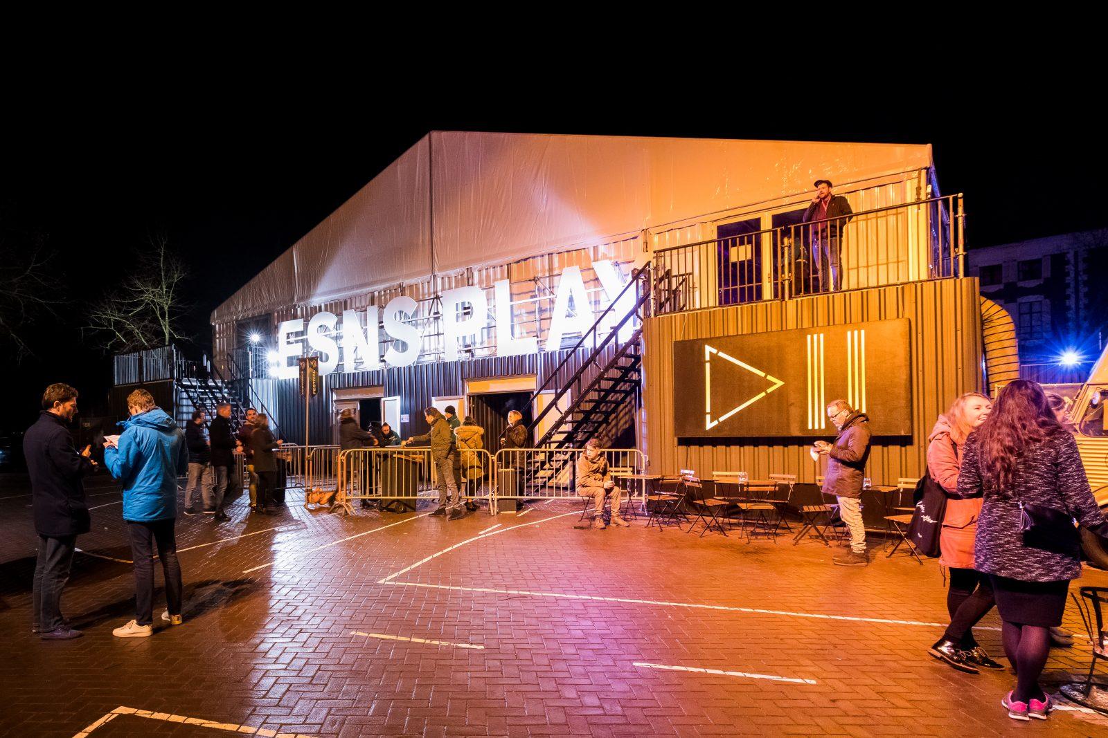 Triomf - Ossenmarkt - ESNS PLAY Venue