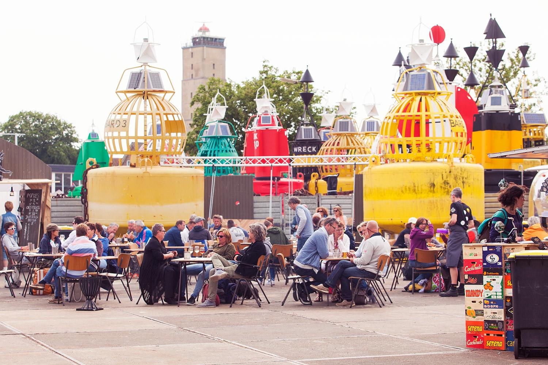Triomf - De Betonning - Foodcourt