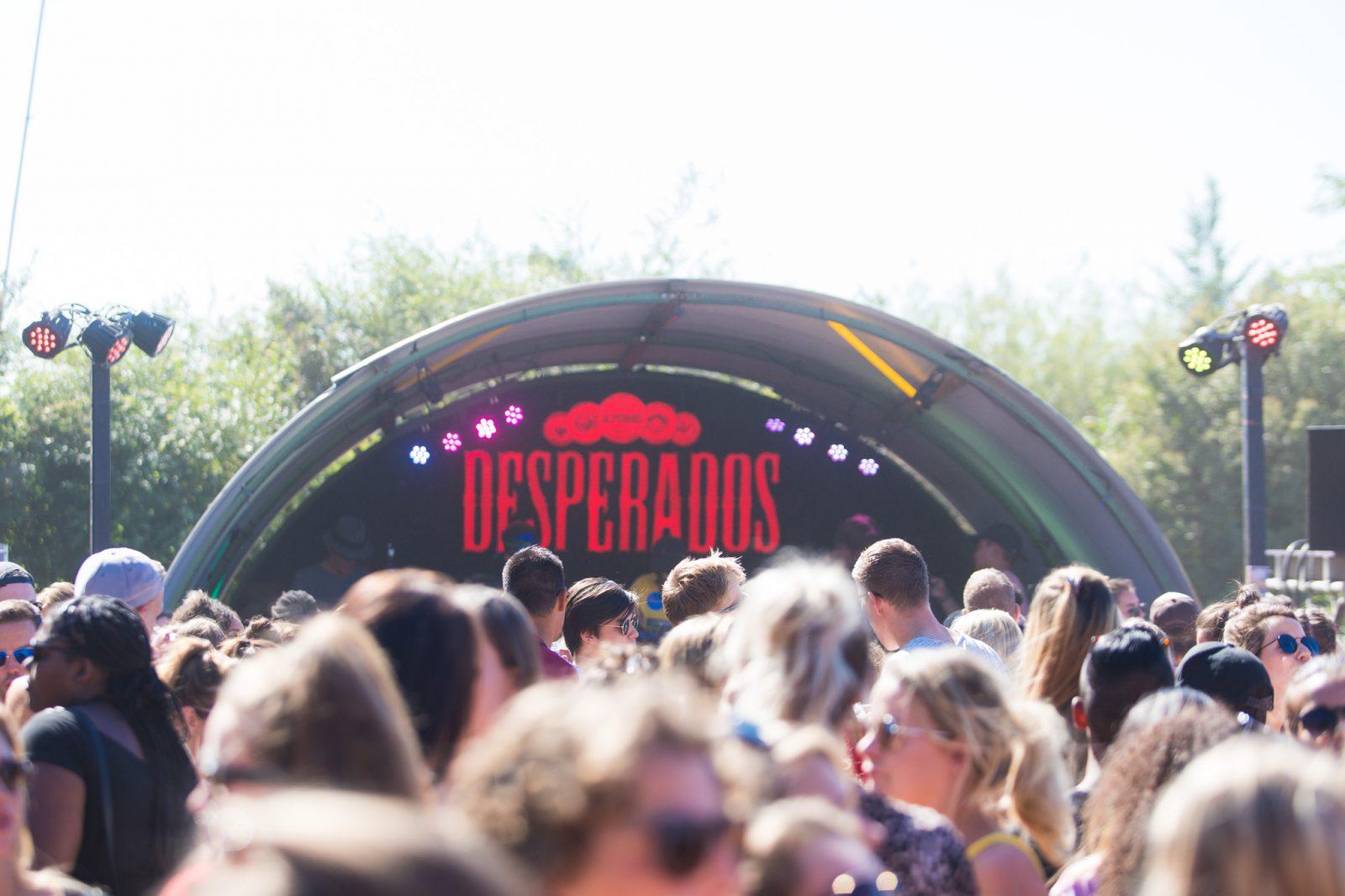 Triomf - Desperados - Vunzige Deuntjes 2018