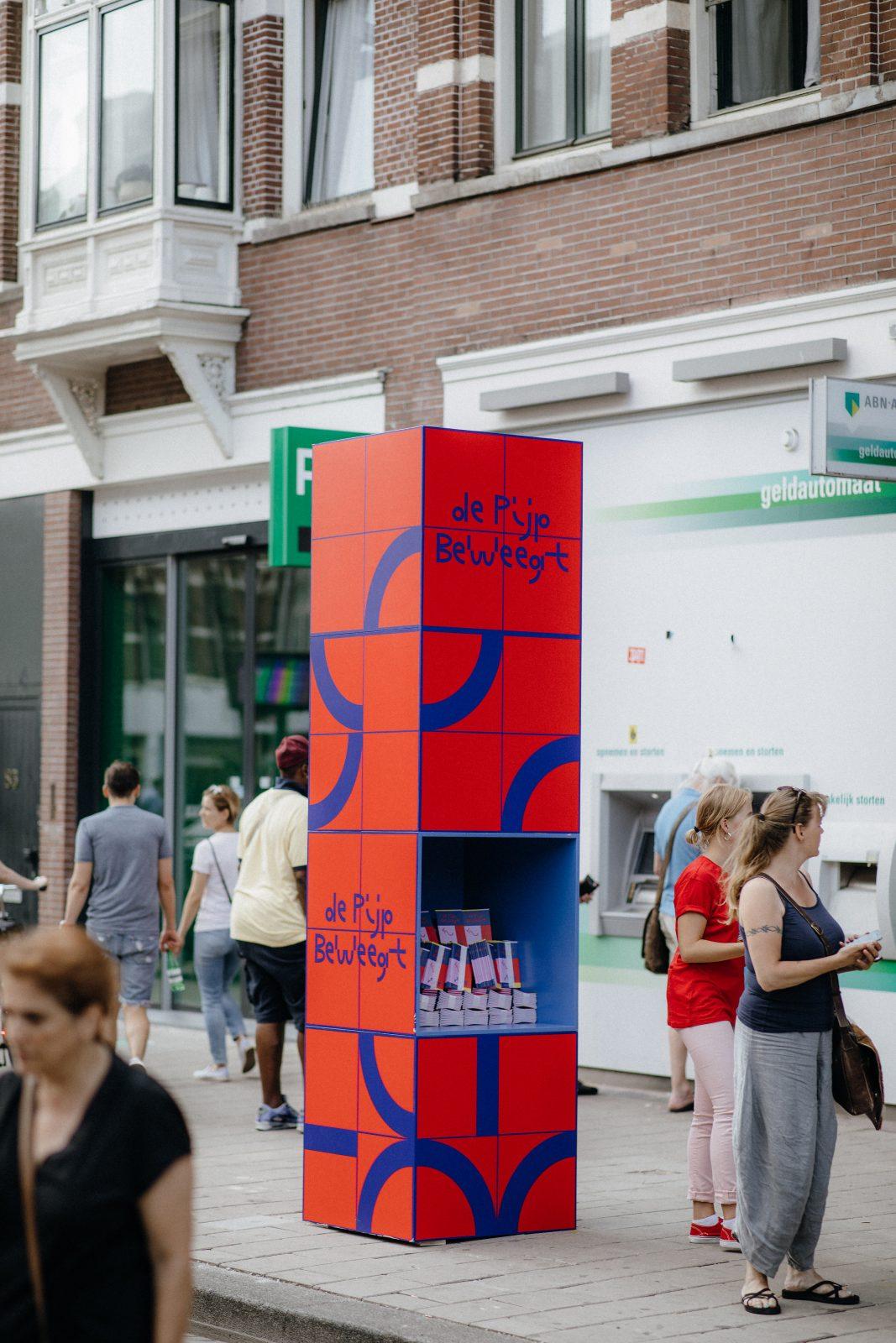 Triomf - De Pijp Beweegt - Amsterdam