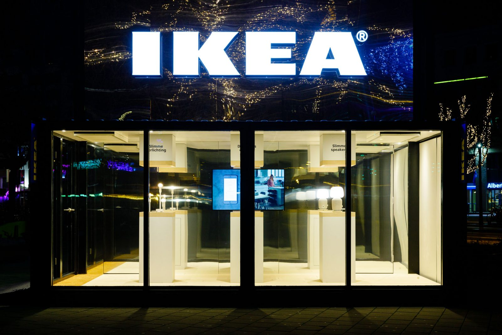 Triomf - IKEA pop-up Experience Center