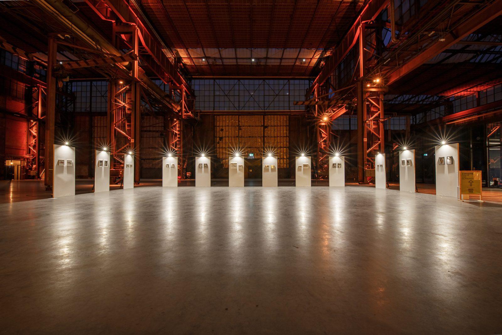 Triomf - Wisselende exposities in de Werkspoorkathedraal als onderdeel van WerkspoorKade